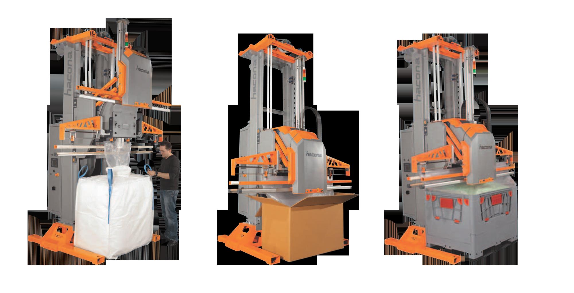 Високопроизводителни индустриални импулсни машини