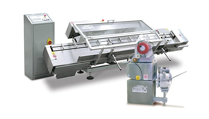 Туист машини за опаковане на тестени изделия