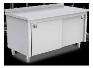 Шкафове неръждаема стомана